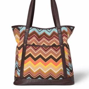 Zig Zag Large Tote Handbag - Missoni for Target